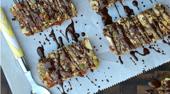 Paleo Superfood Energy Bars