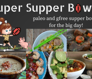 Super Supper Bowls!