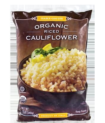 TJ cauli rice