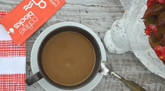 Coffee Blocks ~ Better Butter Coffee!
