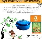 Spooktacular Giveaway!