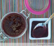 Jingle Bell Jam (Quick Cranberry Jam)