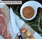 Porcini Mushroom Dry Rub