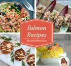 AlaskaGoldBrand.com Salmon ~ 4 Recipes