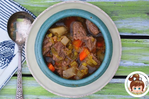 Irish Lamb Stew (Instant Pot and Stovetop)
